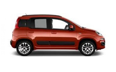 Blaurent - Fiat Panda or similar