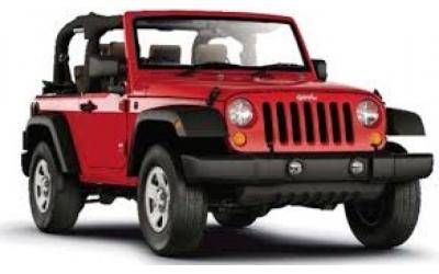 Blaurent - Jeep Wrangler cabrio