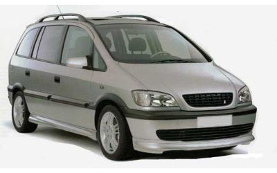 Blaurent - Opel Zafira