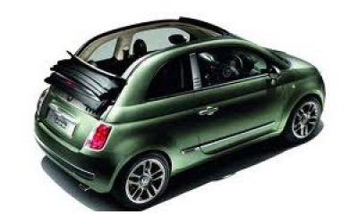 Blaurent - Fiat 500 cabrio o similar